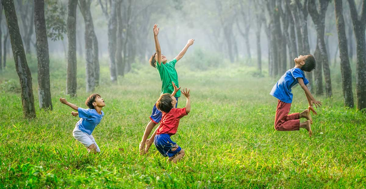 CHALLENGE OF THE WEEK: Share you're inner child!
