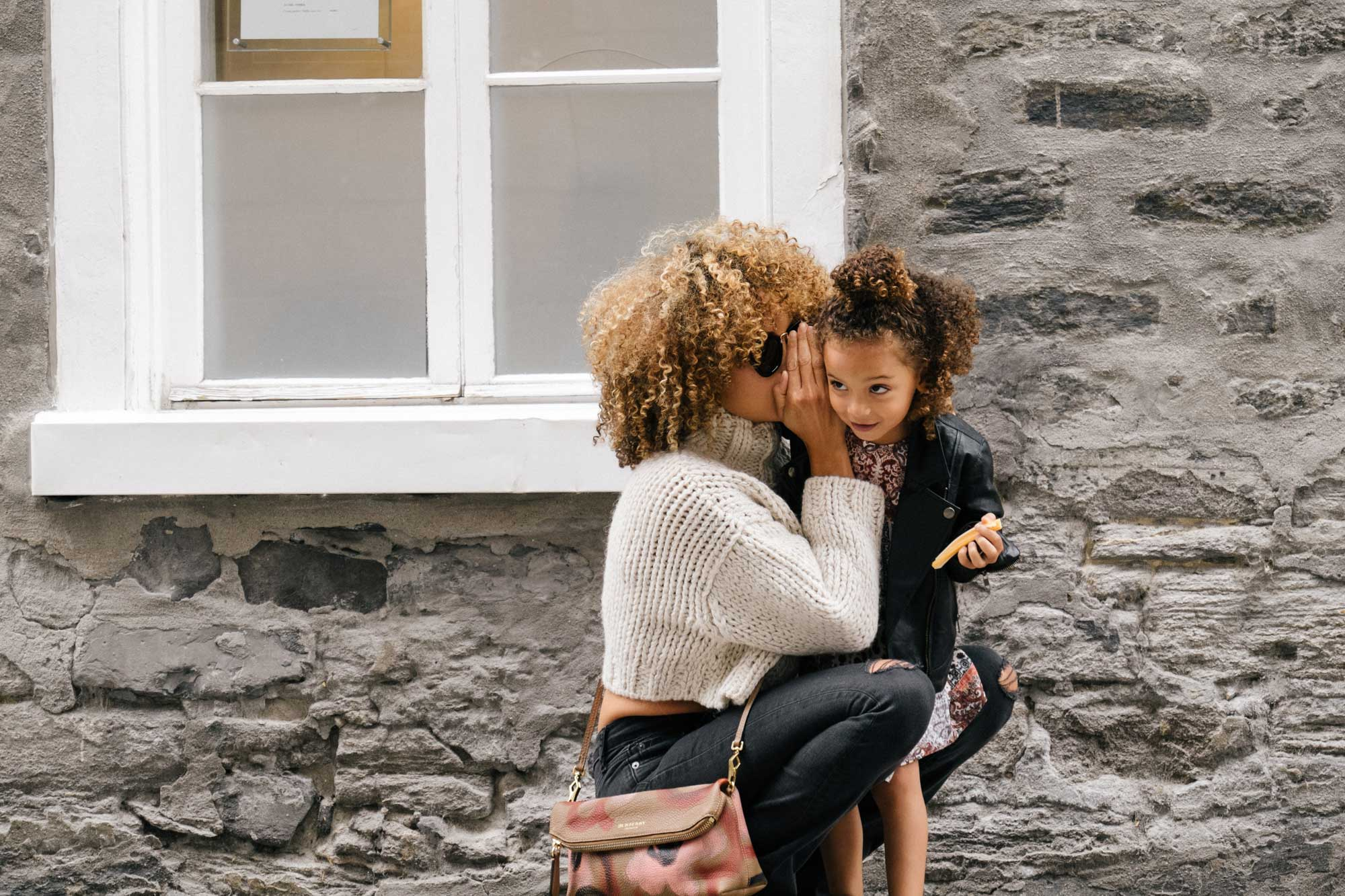 The Intention of Enough: Strengthening the Parent-Child Relationship